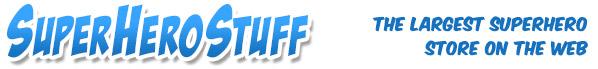 SuperHeroStuff.com Logo.