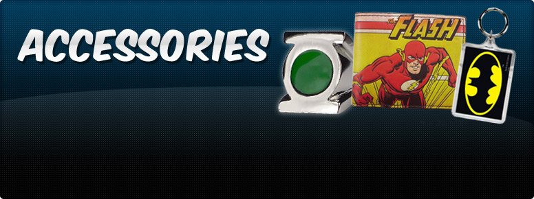 All Superhero Accessories Banner