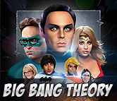 Top Left Big Bang Theory