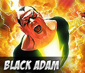 Top Left Black Adam