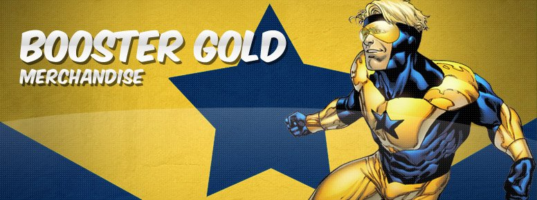 Booster Gold Hero