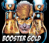 Top Left Booster Gold