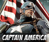 Top Left Captain America