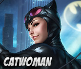 Top Left Catwoman