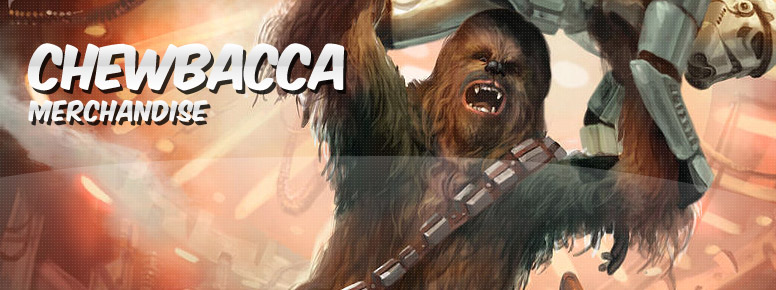 chewbacca merchandise and apparel