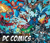 Top Left DC Heroes And Justice League