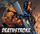 Top Left Deathstroke