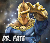 Top Left Dr. Fate