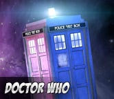 Top Left Dr. Who