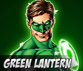 Top Left Green Lantern