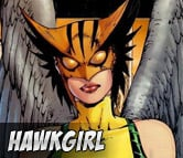 Top Left Hawkgirl