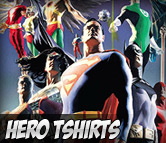 Top Left Hero Tshirts