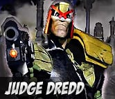 Top Left Judge Dredd