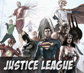 Top Left Justice League