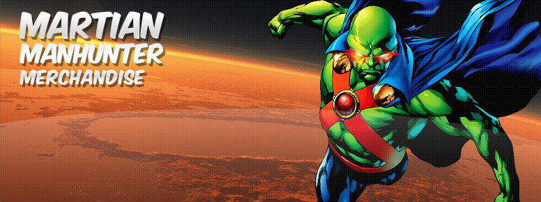 Martian Manhunter Hero