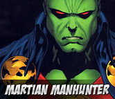 Top Left Martian Manhunter