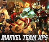 Top Left Marvel Team Ups
