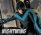 Top Left Nightwing