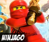 Top Left Ninjago