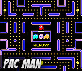 Top Left Pac Man