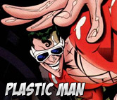 Top Left Plastic Man