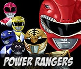 Top Left Power Rangers