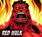 Top Left Red Hulk