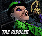 Top Left Riddler
