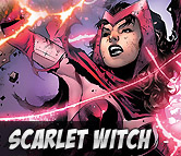 Top Left Scarlet Witch