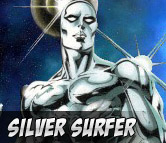 Top Left Silver Surfer
