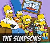 Top Left Simpsons