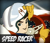 Top Left Speed Racer Merchandise