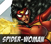 Top Left Spider-Woman