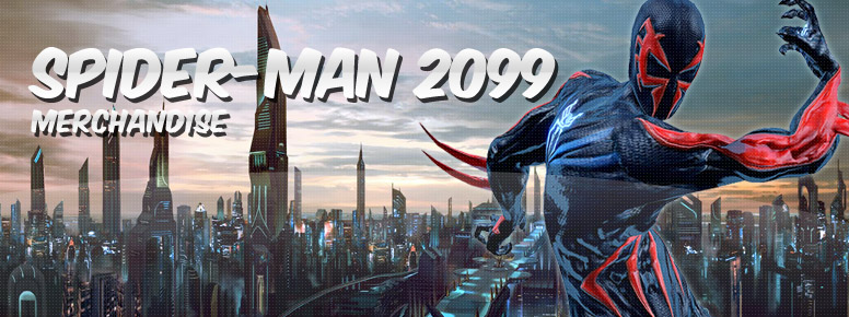 Spiderman 2099 Hero