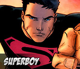 Top Left Superboy