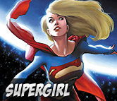 Top Left Supergirl