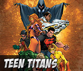 Top Left Teen Titans