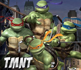Top Left Teenage Mutant Ninja Turtles