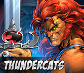 Top Left Thundercats