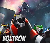 Top Left Voltron