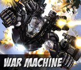 Top Left War Machine