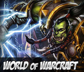 Top Left World of Warcraft