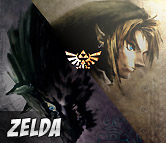 Top Left Zelda