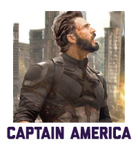 Captain America Sale Merchandise