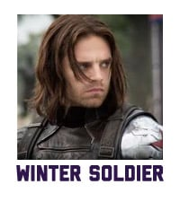 Winter Soldier Sale Merchandise