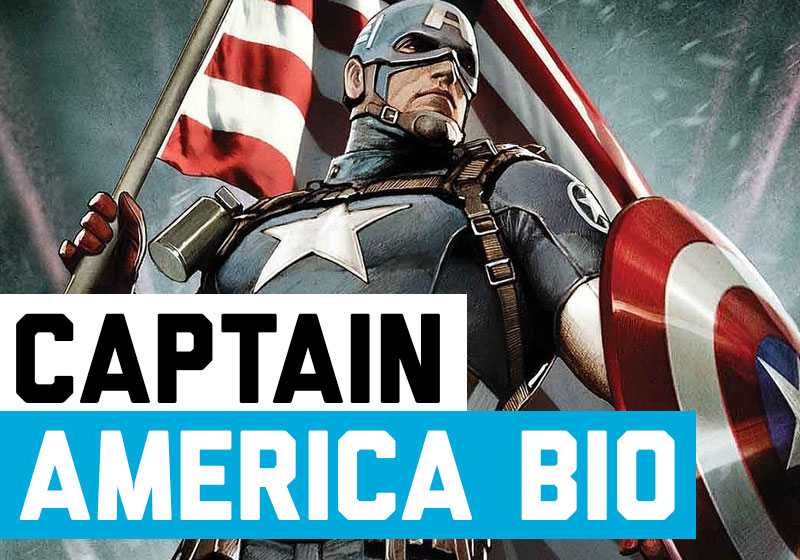 Captain America Biography