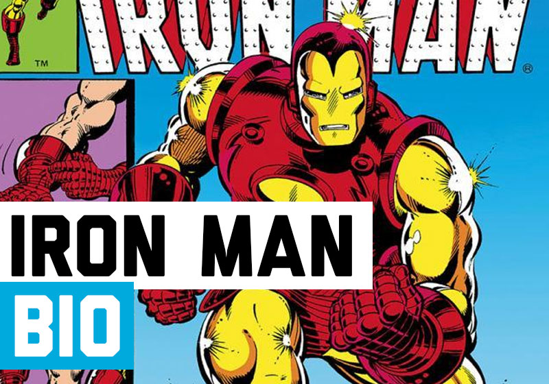 Iron Man Biography