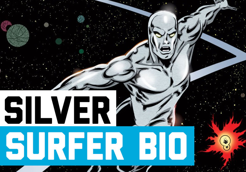 Silver Surfer Biography