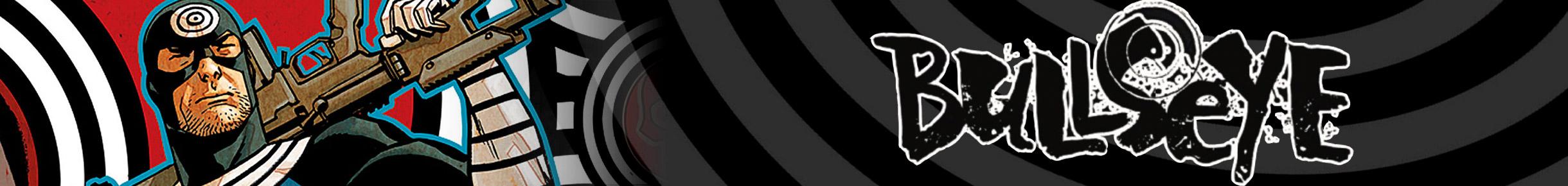 Bullseye Buttons Banner