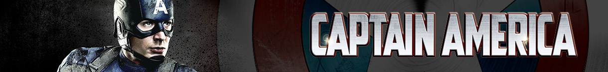 Captain America Merchandise and Clothing Page